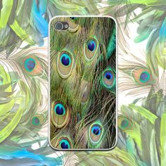 Peacock Cell Phone Case - Custom Cover iPhone 4/4s, iPhone 5/5s, iPhone 5c, Samsung Galaxy Note 3, Galaxy S5, Galaxy S4, Galaxy S3 (0319) by NouveauGypsyDesigns, $14.99