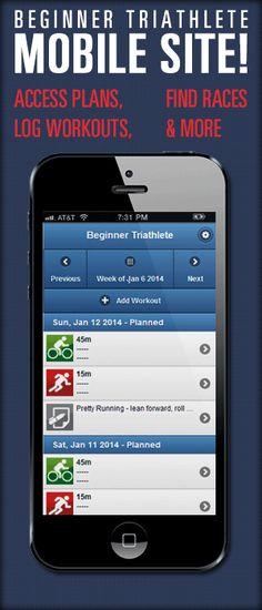 20 Week Triathlon Training Schedule