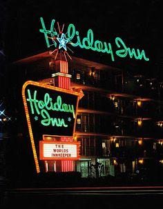 Pleasant Family Shopping: Holiday Inn - The World's Innkeeper