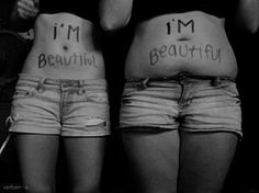 ♥☺ ReLove Plan.et ☺♥: ☺ Being Body Positive! ☺
