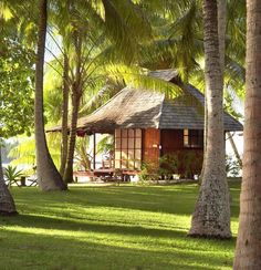 Unique photo - browse our commentary for additional designs! Overwater Bungalows, Beach Bungalows, Beach Resorts, Cute Cottage, Beach Cottage Decor, Surf Shack, Beach Shack, Beach Bungalow Exterior, Bamboo House Design