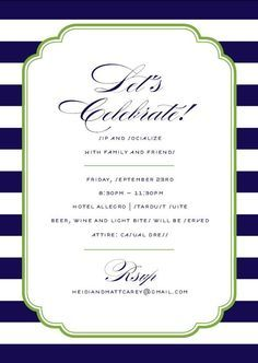 Pin By Marilyn Mohler On Invitationd Party Invitations