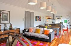 Woodside - eclectic - living room - adelaide - Luci.D Interiors