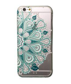 Mandala Blanco Azul - Carcasa para celular transparente en acrigel. $40.000 COP. Cómpralo aquí--> https://www.dekosas.com/productos/accesorios-celulares-myto-acrigel-mandala-blanco-azul-detalle