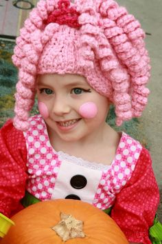 Another Lalaloopsy Doll Costume - this is just too much cuteness right here!