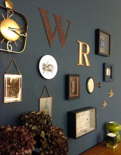 farrow and ball lamp hague blue - Google Search
