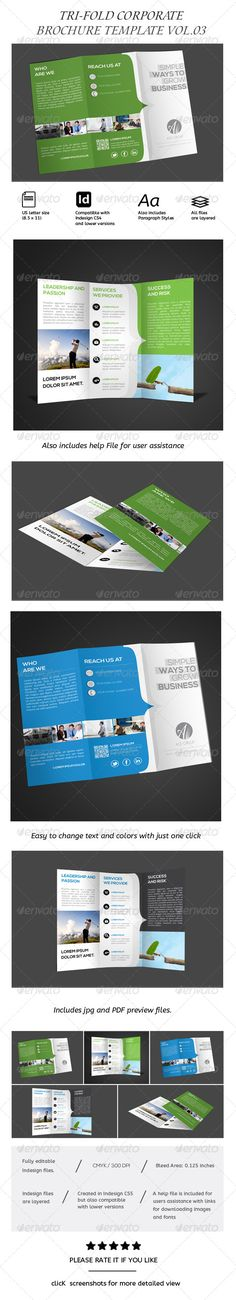 Tri-fold Travel Brochure Travel brochure, Tri fold and Brochures - sample travel brochure