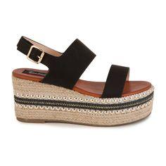platformes tsoukalas shoes 302005bl (2) Espadrilles, Sandals, Shoes, Fashion, Espadrilles Outfit, Moda, Shoes Sandals, Zapatos, Shoes Outlet