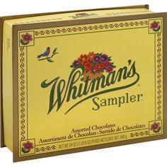 whitman's sampler