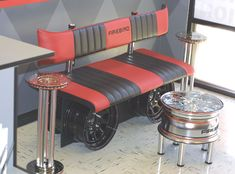 Custom Made Furniture | CUSTOM MADE CAR PART FURNITURE