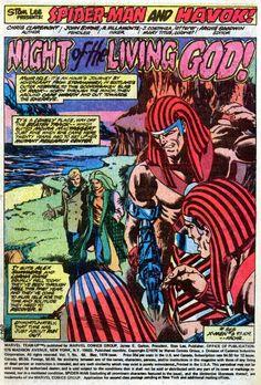 Making a Splash: John Byrnes Up Marvel Team-Up