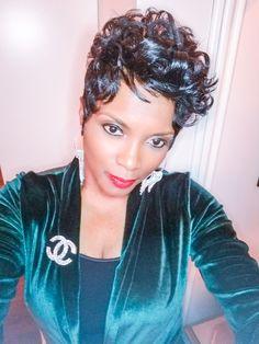The Diva Lounge Hair Salon Larnetta Moncrief Montgomery, Alabama