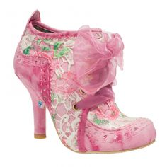 I would love any pair of irregular choice shoes!