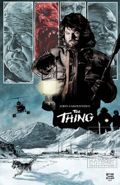 Movie Poster: The Thing