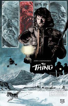 THE THING by MalevolentNate.deviantart.com on @deviantART