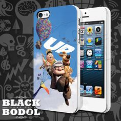 UP Movie Phone Case  UP Case  Rubber and Plastic by BLACKBODOL, $13.99