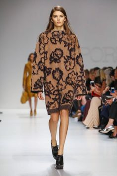 Sportmax Ready To Wear Fall Winter 2015 Milan