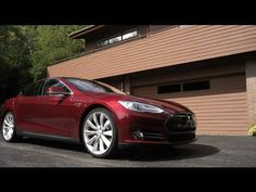 2013 Tesla Model S - Driven - CAR and DRIVER