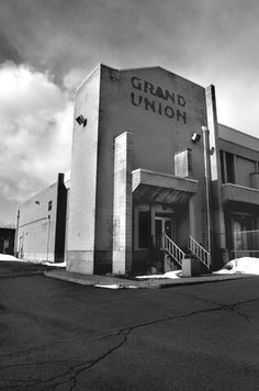 Grand Union, Waterfor, NY - 2008,  copyright © Peter Welch , all rights reserved