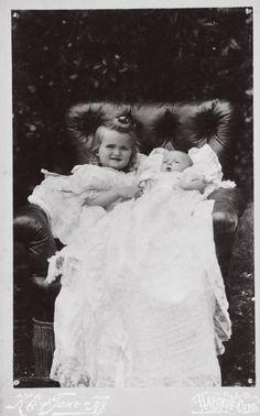 Olga and Tatiana, Summer, 1897
