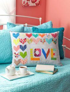 Heart's Desire by designer Jen Kingwell of Jen Kingwell Designs.