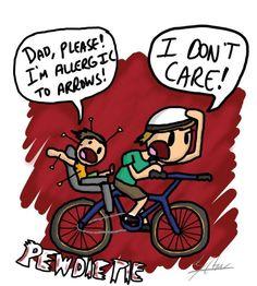 I don't caaaaare! Happy Wheels