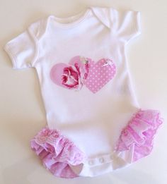 {Love Is Sweet} Onesie / Cuppycake Kids Boutique