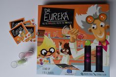 Dr. Eureka game revi