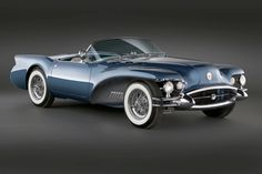 Buick Wildcat… 1954.