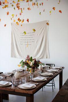 Inspiring Thanksgiving Tabletop Ideas   theglitterguide.com