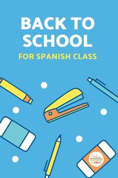 Are you looking for Back to School Activities for your Spanish class? Are you wondering what to do the 1st week of school in your Spanish classroom? Check out these awesome ideas for getting to know you activities, lesson plans for the first day of school, and a unit plan to start your Spanish curriculum off on the right foot! Your middle school and high school Spanish students will love these icebreaker activities and more! Click to read the post! Get To Know You Activities, Back To School Activities, Class Activities, Icebreaker Activities, Middle School Spanish, Spanish Lesson Plans, Spanish Classroom, High School Students, First Day Of School