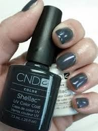 Image result for cnd indigo frock layered with negligee