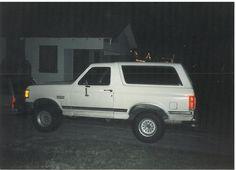 '87 Bronco