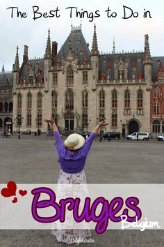 What to do with a weekend in Bruges, Belgium - California Globetrotter