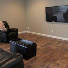 Luxury Vinyl Plank: Coretec Plus XL Montrose Oak - Flooring Piclodge Aquaguard Flooring, Linoleum Flooring, Vinyl Plank Flooring, Bedroom Flooring, Floors, Vinyl Planks, Coretec Plus, Transition Flooring, Luxury Vinyl Plank