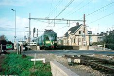 spoorwegovergang Kleiweg