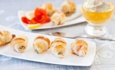 Epicure's Smoked Salmon Lemon Dilly Appies Epicure Recipes, Easy Recipes, Yummy Eats, Yummy Food, Baked Rolls, Lemon Salmon, Frozen Puff Pastry, Menu, Valentines Day Food