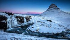 Winter In Iceland by John Dekker