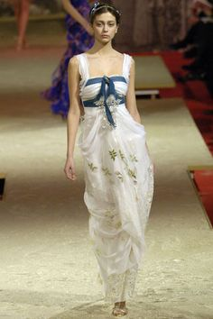 Christian Lacroix Spring 2006 Couture Collection Slideshow on Style.com