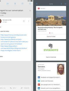 CloudMagic iPad Screenshot 5