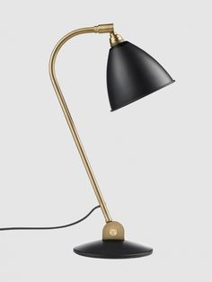 Bestlite 2 Table Lamp Brass ⎮  GUBI
