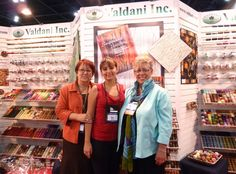 The Raspberry Rabbits: Return from Houston. Thank you Valdani!  with Carol Ann Waugh
