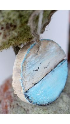 Driftwood ornament