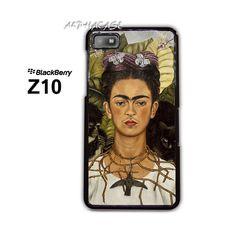 Frida Kahlo Self Portrait BB BlackBerry Z10 Z 10 Case