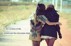 25 Cute Sister Quotes You Will Definitely Love. Love my sister Love My Sister, Best Sister, Sister Friends, My Best Friend, To My Daughter, Best Friends, My Love, Sister Sister, Daughters