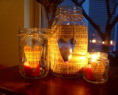 Regalo di San Valentino, meglio se di carta  #casalighe #mamme #madre #donne #casalinghedisperate candele come regalo di san valentino