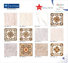 Millennium Tiles 300x300 Digital Floor Tile Series Ceramic Floor Tiles, Tile Floor, Flooring, Ceramics, Digital, Ceramica, Pottery, Glazed Ceramic Tile, Tile Flooring