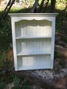 36 x 24  x  5 1/2   Black cottage wood shelf by usawoodworks