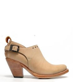 No.1059 ALLEY clog Natural - pskaufmanfootwear