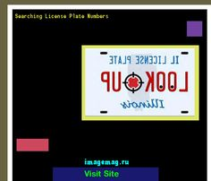 Searching license plate numbers 185020 - The Best Image Search